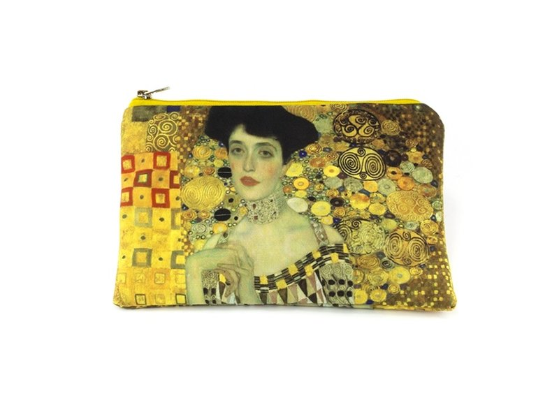 Federmäppchen / Schminktasche, Gustav Klimt, Porträt von Adèle Bloch-Bauer