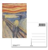 Postcard, Munch, The Sream