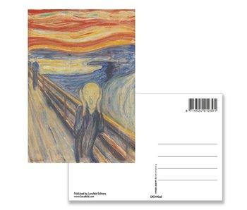 Cartes postales, Munch, Le cri