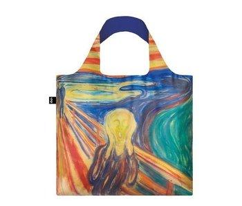 Compradora plegable, Munch, El Grito