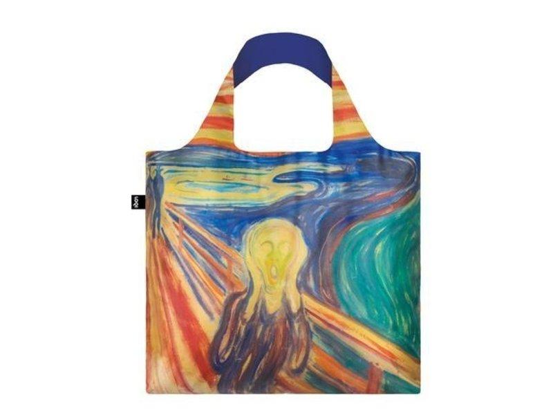 Sac pliable, Munch, le cri