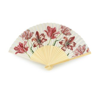 Fan, Merian, Three Tulips