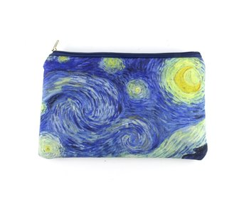 Pouch, Van Gogh Starry Night
