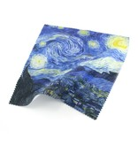 Paño de gafas, Van Gogh, Noche estrellada 15x15