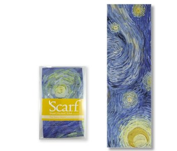 Scarf , Van Gogh Starry Night