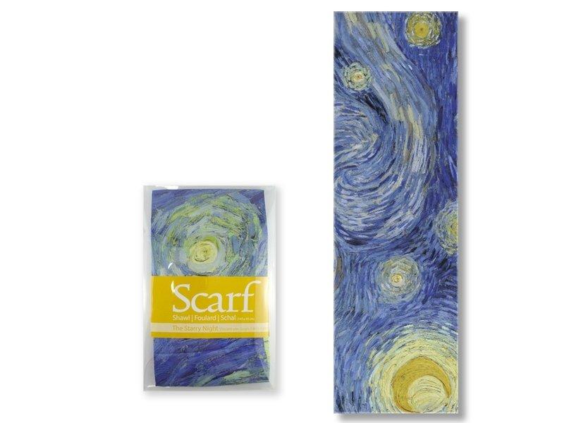 Schal, Van Gogh Sternennacht
