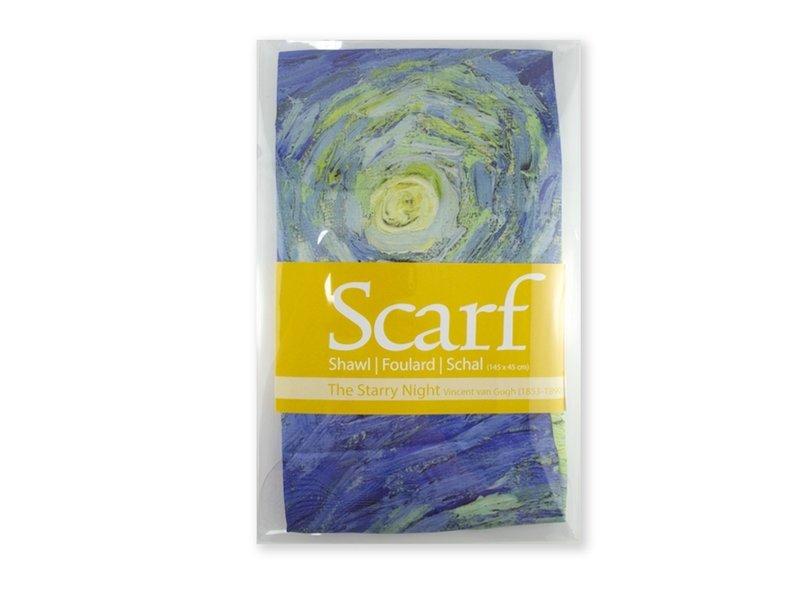 Sjaal, Van Gogh Sterrennacht