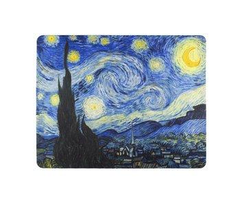 Alfombrilla, Noche estrellada de Van Gogh