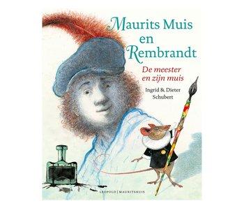 Book, Schubert - Maurits muis en Rembrandt