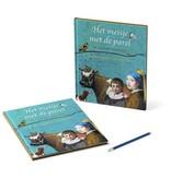 Kinderboek, Vermeer, Meisje met de Parel