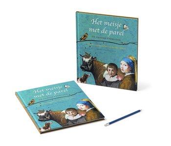Book, Vermeer, Meisje met de Parel