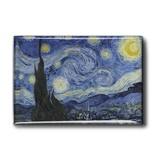 Koelkast magneet, Sterrennacht, Vincent van Gogh