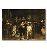 Poster, 50x70, Rembrandt, De Nachtwacht
