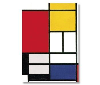 Poster 50x70, Mondrian