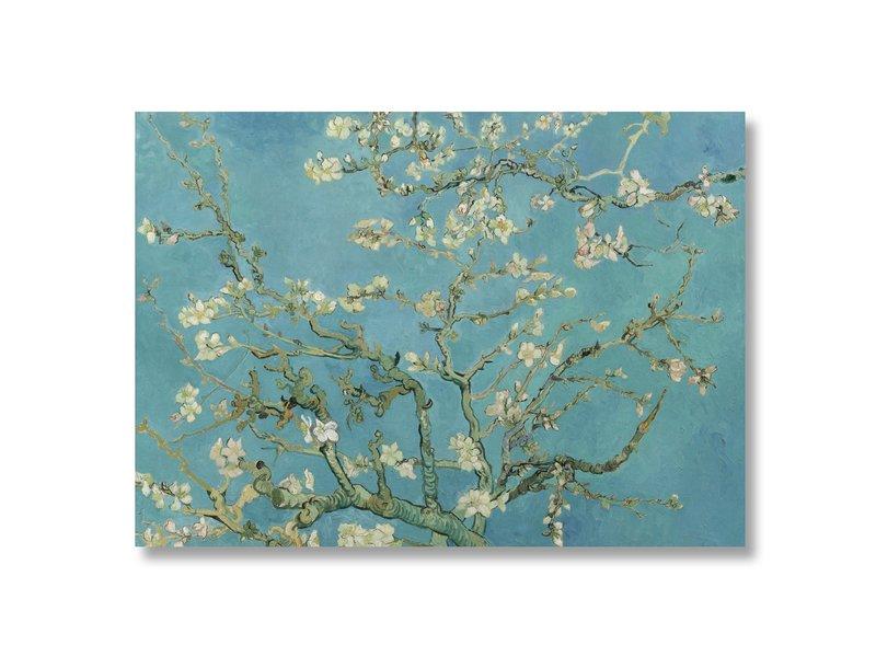Poster, Amandelbloesem, Van Gogh