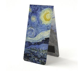 Magnetic Bookmark, Van Gogh Starry Night