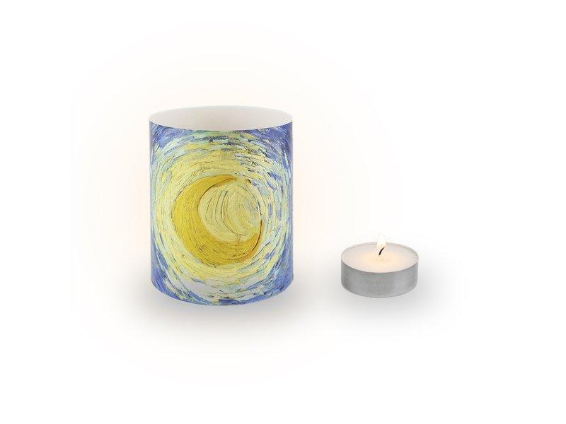 Wind lichtjes, Van Gogh, Sterrennacht
