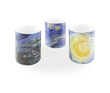 Candle shades, Van Gogh, Starry Nights