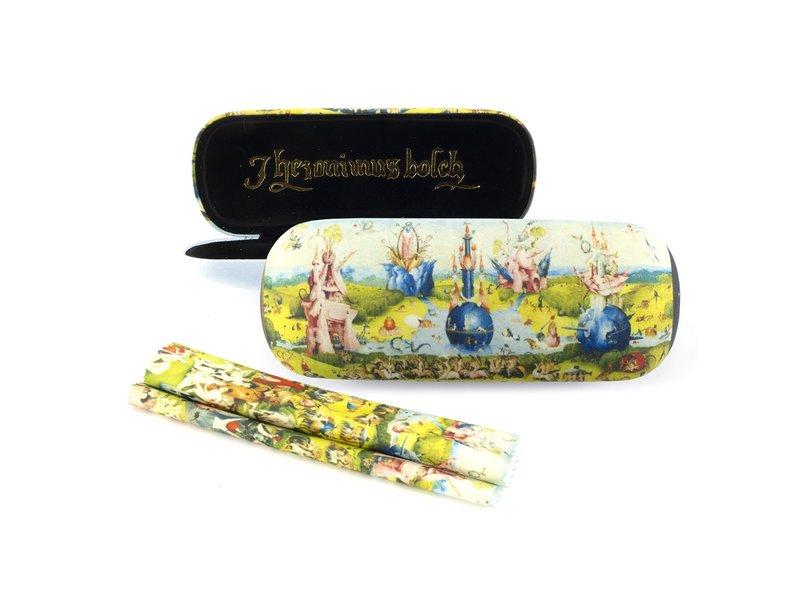 Brillenkoker met doekje, Jheronimus Bosch
