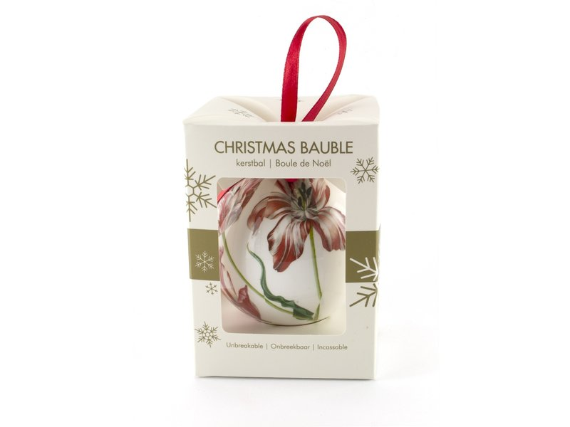Christmas Ball W, Merian, Three Tulips