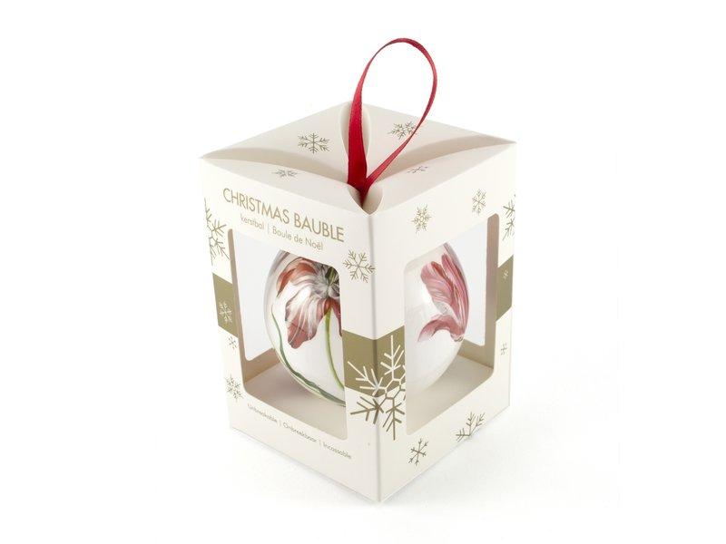 Weihnachtskugel Drei Tulpen, Merian, unzerbrechlich