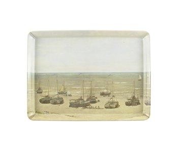 Midi-Tablett (27 x 20 cm) Panorama Mesdag, Scheveningen
