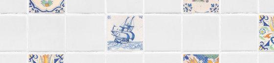 Replica tiles