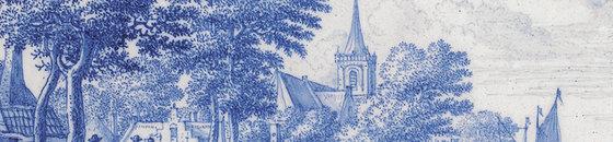 Porcelaine de Delft bleue