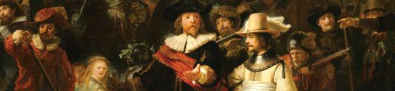 Pinturas de Rembrandt