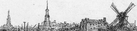 Gravures de Rembrandt
