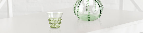 Historical glassware