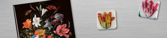 Magnets Tulipes