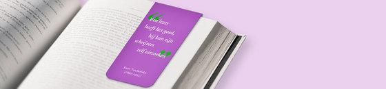 Boek gerelateerde bladwijzers