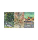 Soap set of 3 pieces, Vincent van Gogh