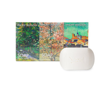 Soap set of 3 pieces, Vincent van Gogh