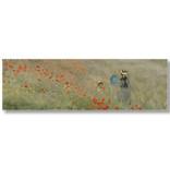 Écharpe, Monet, Field with Poppies