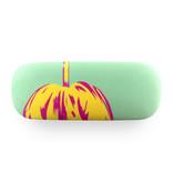 Funda de gafas Tulip Art line Verde