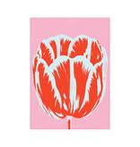 Paño de cocina, línea Tulip Pop Rosa