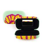 Lápiz labial / Lápiz labial / lente / caja de viaje, Tulipanes, Pop Line verde