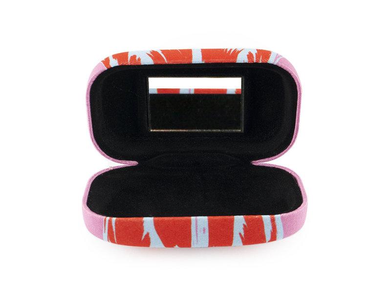 Lippenstift / Linse / Reisebox, Tulpen Pop Line rose