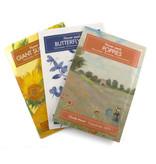 Carte postale avec graines, Coquelicots, Monet