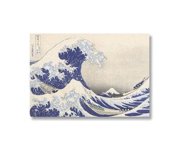 Plakat, 50x70, Hokusai, Die große Welle