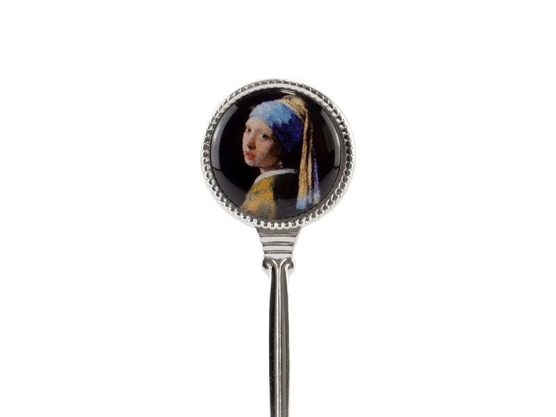 Teelöffel, Vermeer, Mädchen mit der Perle