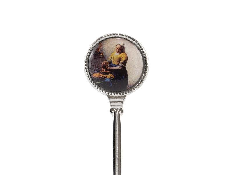 Teelöffel, Vermeer, Milchmädchen