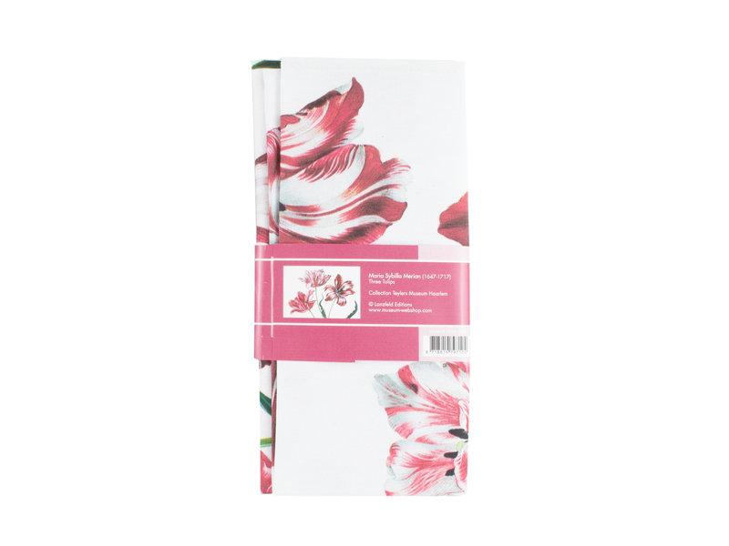 Paño de cocina, Tres tulipanes, Merian