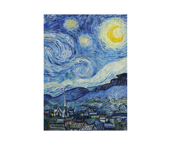 Theedoek, Van Gogh,  Sterrennacht