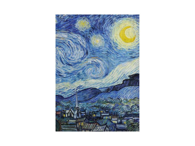 Torchon, Van Gogh, nuit étoilée
