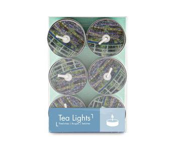 Luces de té, Monet, Puente japonés