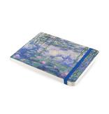 Skizzenbuch, Seerosen