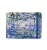 Carnet de croquis, Monet, Nympheas